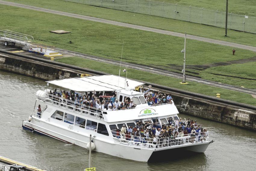 Panama Canal Boat Tour