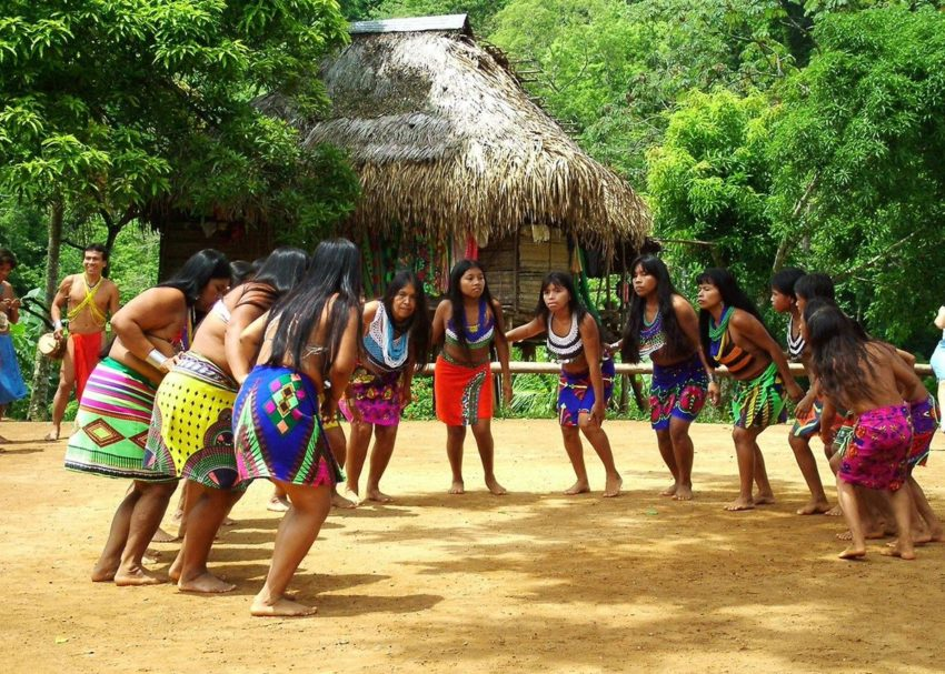 Embera Village Tour Panama